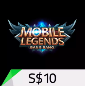 Mobile Legends Bang Bang Diamonds (Razer Gold PIN) S$10
