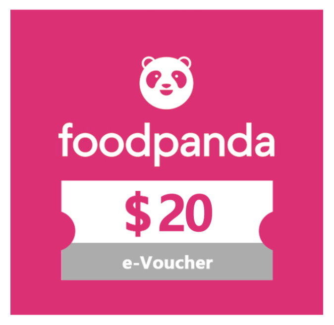 SPECIAL PROMO PRICE[Foodpanda] $20 Voucher/SGD20 Off/Promo Code/E-Voucher/Gift Card/Gift Voucher ~Food Delivery ~Food Discount~ Food Promotion $10 off your meals~