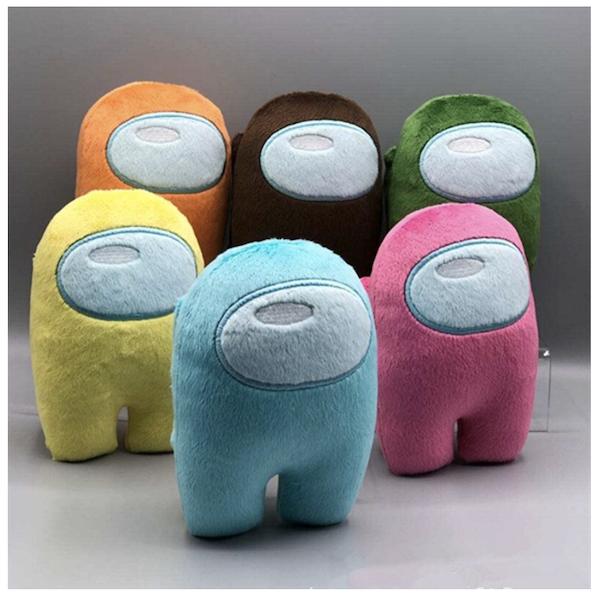 Among Us Plush Toys Stuffed Doll Figure
